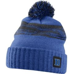 5d4d59f39fa Keep warm on game day while cheering on your favorite team in this men s  Nike Washington Huskies Striped Knit Beanie.