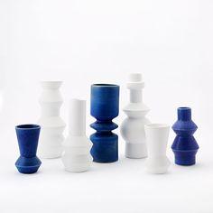 Totem Vases #westelm