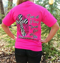 All Things Tee $19.99 #SouthernFriedChics