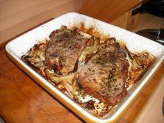 Italiaans Gekruide Karbonades Uit De Oven recept | Smulweb.nl