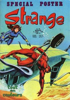 Couverture de Strange -79- Strange 79