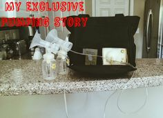 My Exclusive Pumping Story: A year long journey. www.babykinard.blogspot.com