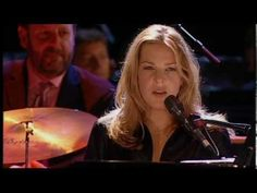 "Diana Krall  -   Claus Ogerman  Diana Krall - Live in Paris (2002) 1.""'S Wonderful"" 2. ""Love Letters"""