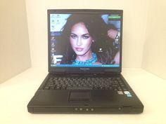 Panasonic Toughbook CF-51 Intel Centrino Duo 1.66 GHz 1 GB RAM XP Pro WiFi