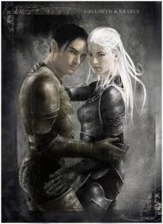 Fantasy couple.