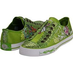 clothes i d love to wear someday Ed Hardy shoes $53.09