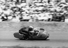 Tarquinio Provini coureur en fabrikant van Protar - Nog meer race foto's