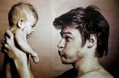 men with babies are such a turn-on.