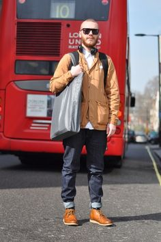 Street Style | Men's Look | ASOS Fashion Finder