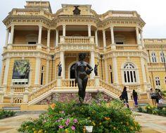Palácio Rio Negro em Manaus
