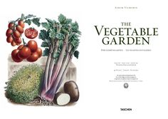 taschen vegetable calendar - Google Search