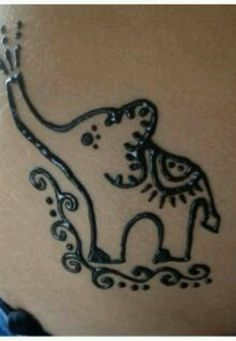 Cute! We're going to do Henna on each other at my blessing way :) so excited!