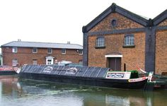 Ilkeston is ready to leave the National Waterways Museum, Ellesmere Port, on her long journey to London