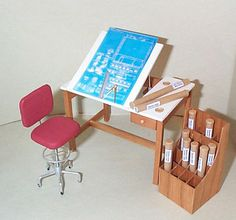 Handmade Drafting Table…
