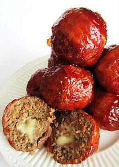 Meatloaf balls