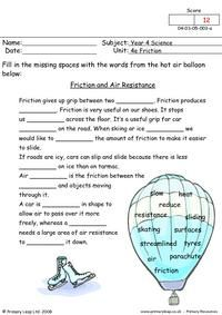 learn about force friction teaching ideas in elementary literacy science health art. Black Bedroom Furniture Sets. Home Design Ideas