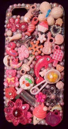 Bubblegum Pink Deco Den iPhone 5 Case Cute by DesignsByDaffney, $20.00
