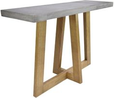 Shop Lawson Concrete Console Table at Matt Blatt. Matt Blatt offers a wide range of stylish Designer & Replica furniture for any Home or Office. Console Table Styling, Entry Tables, Entry Foyer, Trends, Home Reno, Mid-century Modern, Concrete, Stool, Cabinet