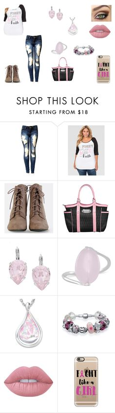 """""""Untitled #135"""" by b-bryant1816 on Polyvore featuring Ashley Stewart, The Bradford Exchange, L. Erickson, BillyTheTree, Bling Jewelry, Lime Crime and Casetify"""
