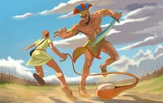 David & Goliath  .#David&goliath #kingdavid