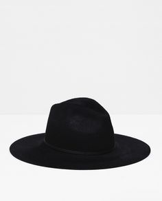 SPECIAL EDITION HAT - Headwear - Accessories - WOMAN | ZARA United States