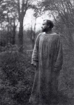 Gustav Klimt - Photograph of Gustav Klimt, Gustav Klimt Photographie Gustav Klimt, Klimt Art, Franz Josef I, Frida Art, People Of Interest, Art And Craft, Portraits, Wassily Kandinsky, Writers