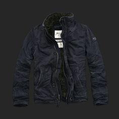 Abercrombie & Fitch Mens Coats Jacket 003
