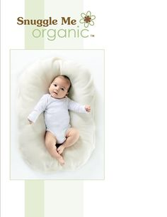 Snuggle Me Organic co-sleeper! Love this, one of my pp clients had it. Great if you are afraid to co-sleep, you can also bring it anywhere and so soft!
