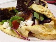 Omeletwrap – Sport Foodblog Omelet, Tacos, Sport, Ethnic Recipes, Omelette, Deporte, Sports, Frittata