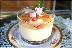 MOUSSE DE KAKI « PERSIMON » Un dessert frais et léger à base de kaki Persimon . Sa pulpe est si douce et agréable, une texture superbe ...