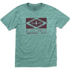 Burton / Certified Speckled Heather Tri-Blend Slim T-Shirt - Short-Sleeve - Men's / Where To Buy, Locally / Local Gear