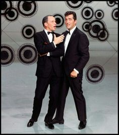 """Frank Sinatra & Dean Martin ………For more classic pictures of the 60's, 70's and 80's please visit and """"LIKE"""" my Facebook page at https://www.facebook.com/pages/Roberts-World/143408802354196"""