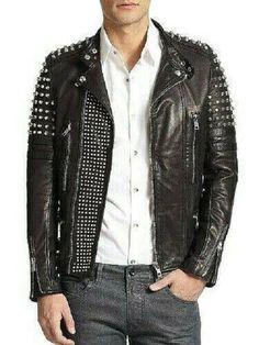 5c98dd92dd 19 Best Mens Studded Jackets images | Justin Bieber, Studded jacket ...