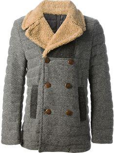 HUGO PRATT 'Alderbaran' coat