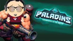 Mi primer juego de Paladins en mi geforce gtx 1070 founders edition