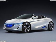 Honda EV-Ster Concept (2011)