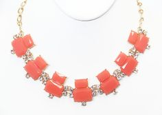 I love the coral color!