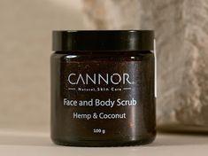 cannor zkusenosti - Hledat Googlem Body Scrub, Face And Body, Coconut, Container, Body Scrubs