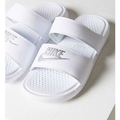 7a9f01f8423c83 Nike Benassi Duo Ultra Slide Sandal - Urban Outfitters What are those