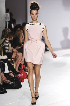 Photos of the runway show or presentation for Luella Bartley Spring 2010 RTW Shows in London. Luella Bartley, Marchesa, Naive, What To Wear, Dressing, Romantic, Costumes, Cartoon, Pure Products
