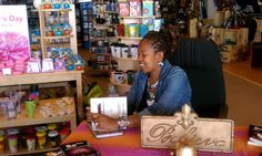 Roz @ Booksigning -- Family Christian Stores. What a fun day!