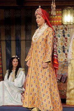 Caftan Vintage by Mme Fatema hijji benhida
