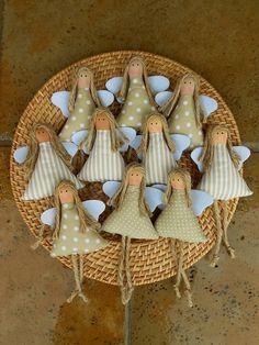 Dekorácie - Anjeliky pre radosť:-) - 5915659_