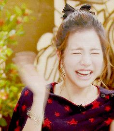 Sunny SNSD Girls Generation Uncontrollable Laughter GIF