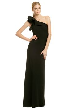 Rent Lifetime Love Gown by Carmen Marc Valvo for $80 only at Rent the Runway.