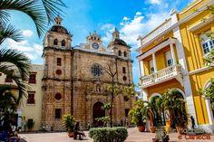 Iglesia y Monasterio San Pedro Claver.
