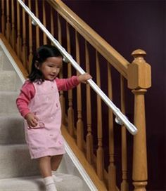 Best Toddler And Kids Handrail System Kidco Cr100 Care Rail 640 x 480