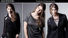 Os ombros bordados são a trend do momento, dispensam acessórios grandes e dão um up a qualquer visual básiquinho!
