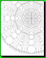 Free Mandala Printables - Use during the breaks for testing week