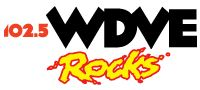 WDVE 102.5 Plays Rock and Roll, Alternative and Classic Rock